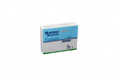 Batén 150 mg Caja Con 2 Cápsulas