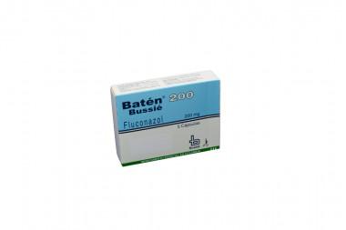 Batén 200 mg Caja Con 5 Cápsulas