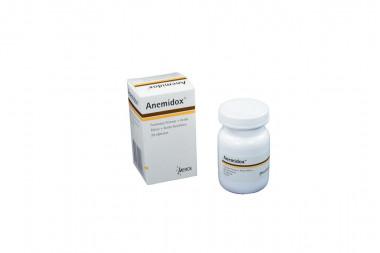 Anemidox Caja Con Frasco Con 20 Cápsulas