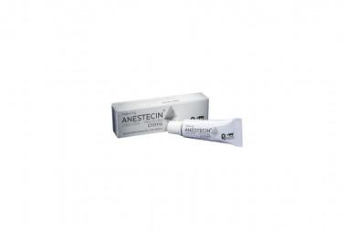 Anestecin En Crema Caja Con Tubo Con 5 g