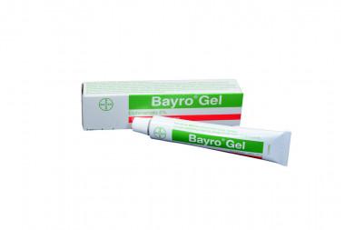 Bayro 5 % Gel Caja Con Tubo Con 20 g