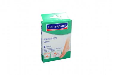 Hansaplast Apósitos Para Callo Caja x 6 Unidades