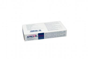 APROVEL 300 mg Caja Con 14 Comprimidos Recubiertos