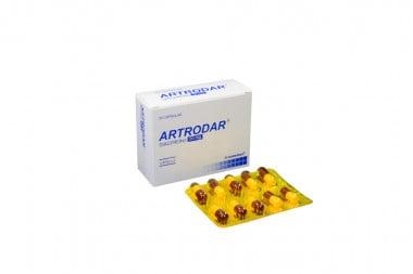Artrodar 50 mg Caja Con 30 Cápsulas