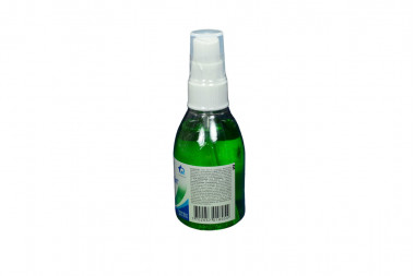 Benzirin Verde Solución Bucal Spray Con 120 mL