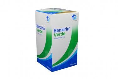 Benzirin Verde 3 mg Caja Con 100 Pastillas