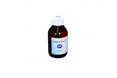Benzoato De Bencilo II Solución Tópica Frasco Con 120 mL