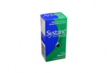 Systane Gotas 0.4 / 0.3 % Caja Con Frasco Con 15 mL