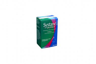 Systane Ultra Gotas Caja Con 30 Viales De 0.7 mL