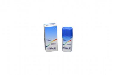 Tearsoft Solución Oftálmica 5 mg Caja Con Frasco Con 15 mL
