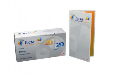 Tecta 20 mg Caja Con 28 Tabletas