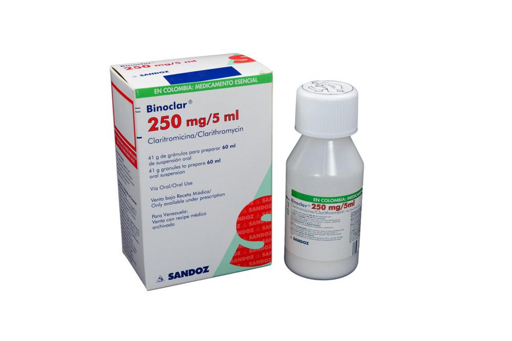 Comprar En Droguerias Cafam Binoclar Granulos Frasco Con 60 Ml