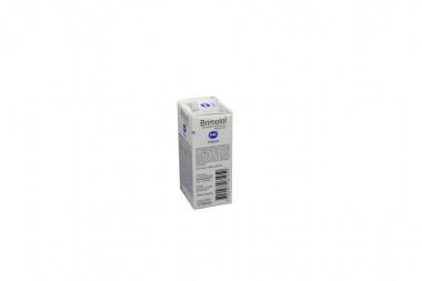 Brimolol Solución Oftálmica 0.2 / 0.2 % Caja Con Frasco Gotero Con 5 mL