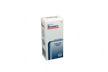 Broner 50 mcg Suspensión Para Inhalación Nasal Caja Con Spray Con 18 mL