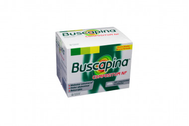 Buscapina Compositum NF Caja Con 100 Comprimidos