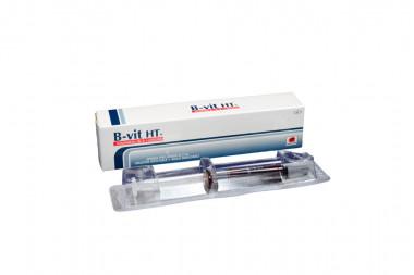 B-Vit Ht Solución Inyectable Caja Con 1 Jeringa Prellenada De 2 mL