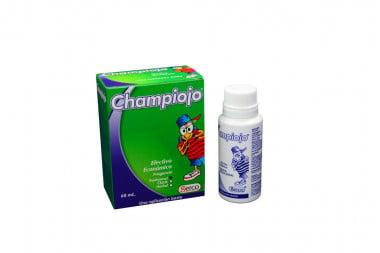 Champiojo Caja Con Frasco Con 60 mL - Pediculicida