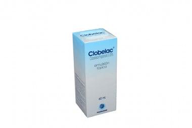 Clobelac En Emulsión 0.05 % Caja Con Frasco Con 60 mL