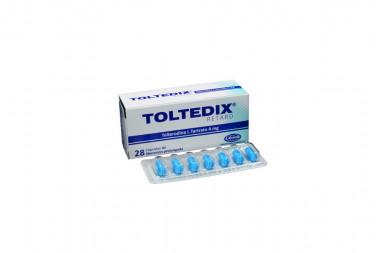 TOLTEDIX RETARD 4 mg Caja Con 28 Cápsulas De Liberación Prolongada