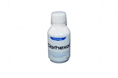 Clorhexol Solución Frasco Con 180 mL - Enjuague Bucal