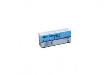 Colchimedio 0.5 mg Caja Con 40 Tabletas