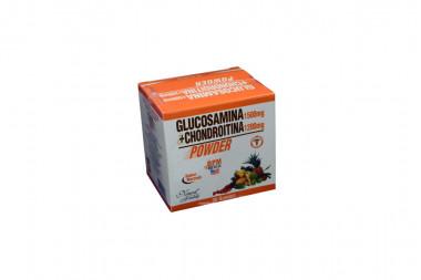 Glucosamina + Chodroitina Polvo 1500 / 1200 mg Caja Con 30 Sobres - Solución Oral