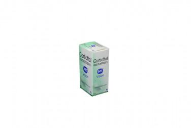 Cortioftal Suspensión Oftálmica 1 % Caja Con Frasco Con 5 mL