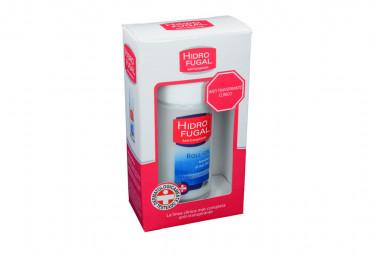 Hidro Fugal Caja Con 1 Frasco - Antitranspirante