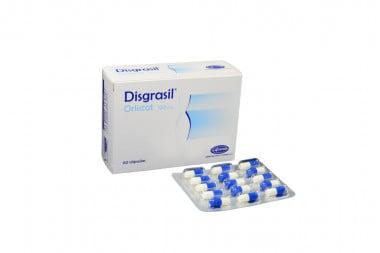 Disgrasil 120 mg Caja Con 60 Cápsulas