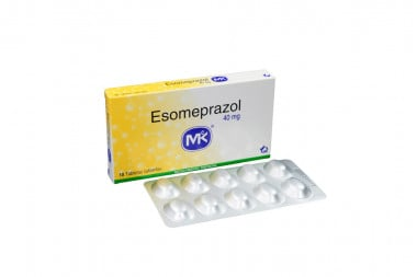 Esomeprazol 40 mg Caja Con 10 Tabletas Cubiertas