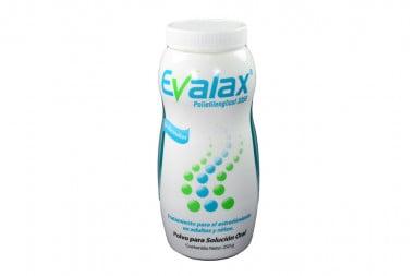 Evalax Polvo 100 g Frasco Con 250 g - Solución Oral