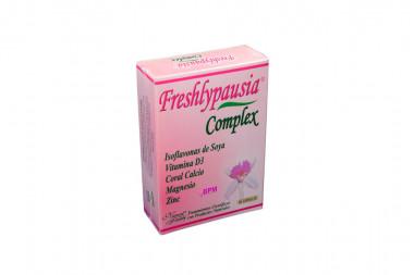 Freshlypausia Complex Caja Con 60 Cápsulas