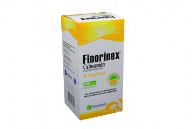 Finorinex 50 mcg Caja Con Frasco Spray Con 200 Dosis