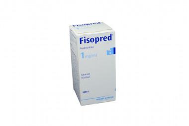 Fisopred Solución Oral 1 mg / mL Caja Con Frasco Con 100 mL