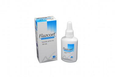 Flazcort En Loción 0.1 % Caja Con Frasco Con 30 mL