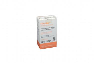 Flixotide Suspensión Para Inhalación 50 mcg Caja Con Frasco Con 120 Dosis