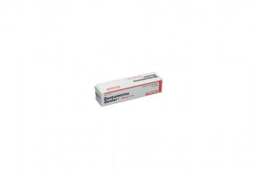 Gentamicina 120 mg / 1.5 mL Caja Con 1 Ampolla