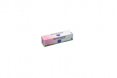 Gentamicina 160 mg Caja Con 1 Ampolla