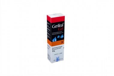 GenTeal En Gel 0.22 / 0.3 % Caja Con Tubo Con 10 g