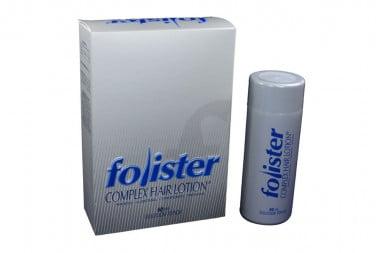 Folister Solución Tópica Caja Con Frasco 60 mL
