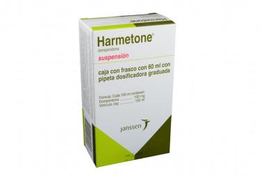 Harmetone Suspensión 100 mg Caja Con Frasco Con 60 mL Con Pipeta Dosificadora