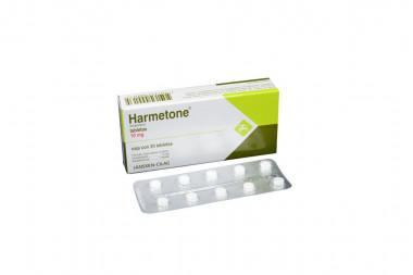 Harmetone 10 mg Caja Con 20 Tabletas