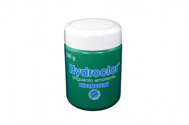 Hydroclor En Ungüento Frasco Con 500 g