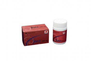 Jarit 200 mg Caja Con Frasco Con 30 Cápsulas Blandas