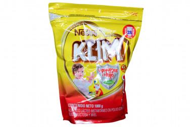 Nestle Klim Bolsa Con 1000 g - Con Miel