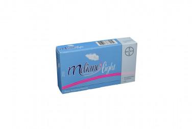 Meliane Light 60 / 15 mg Caja Con 28 Comprimidos Recubiertos