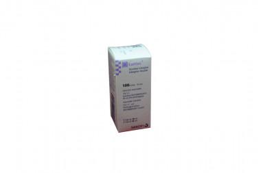 Lantus Solución Inyectable 100 U / mL Caja Con Vial Con 10 mL