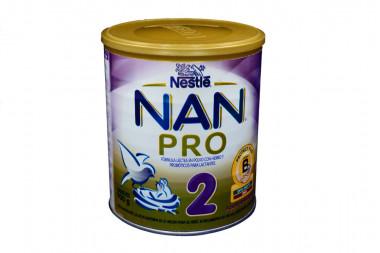 NAN PRO 2 Tarro Con 900 g - Fórmula Infantil