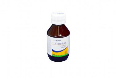 Loratadina Jarabe 5 mg / 5 mL Frasco Con 100 mL