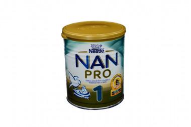 NAN PRO 1 Tarro Con 400 g – Fórmula Infantil